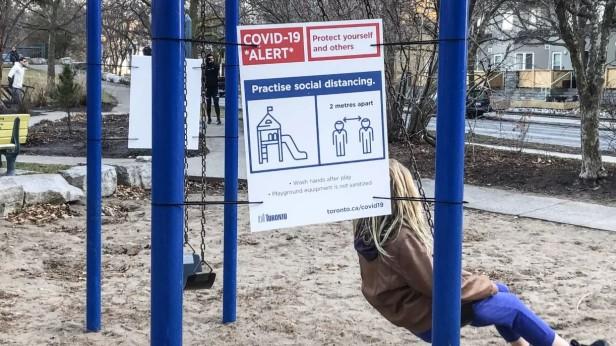 parks closed-toronto