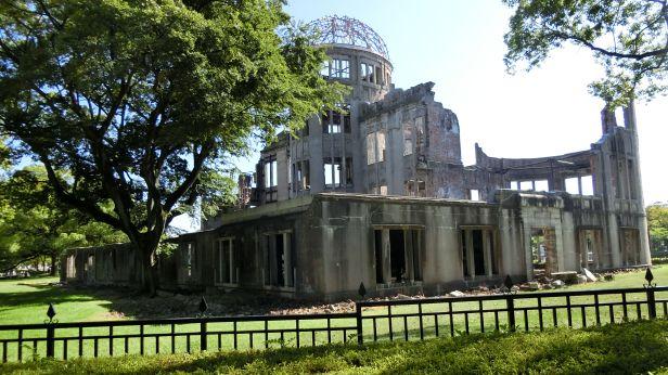hiroshima-A-bomb dome